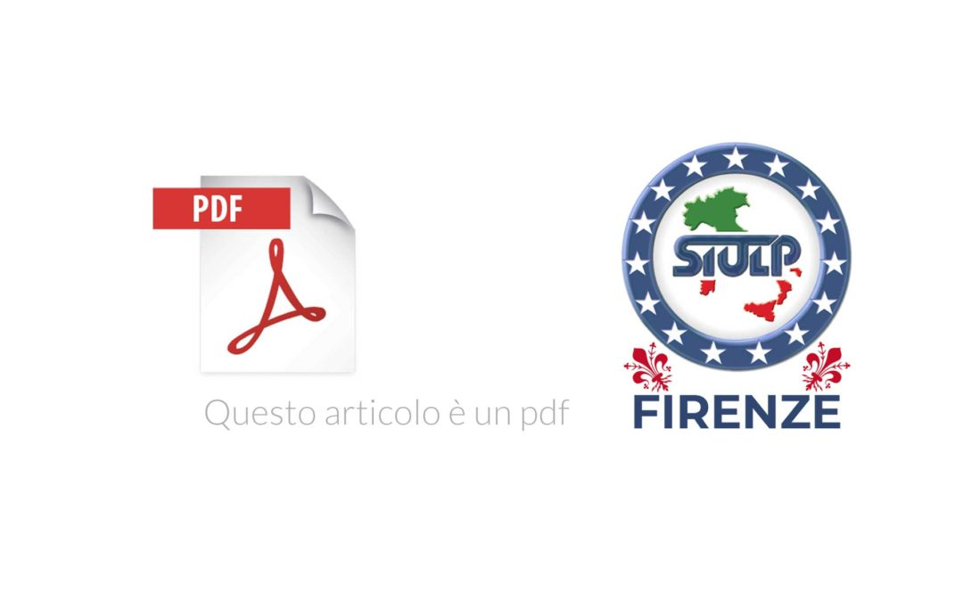 Questura di Firenze – Degrado