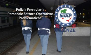 Polizia Ferroviaria – Personale Settore Operativo: problematiche Uniforme di servizio.