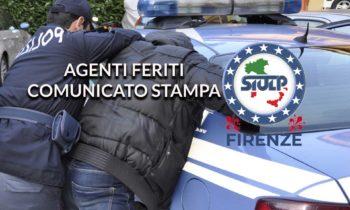 Comunicato stampa: Furto in appartamento – Agenti feriti