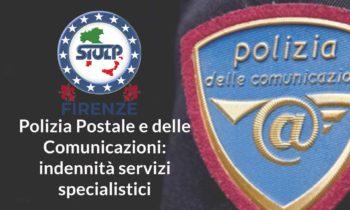 Polizia Postale e delle Comunicazioni: indennità servizi specialistici