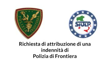Richiesta di attribuzione di una indennità di Polizia di Frontiera
