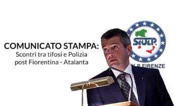 Scontri tra tifosi e Polizia post Fiorentina – Atalanta: dichiarazioni stampa