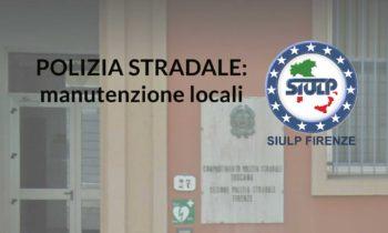 Polizia Stradale: Manutenzione locali Caserma Via Sercambi
