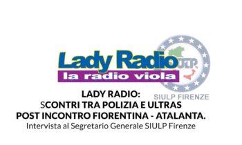Lady Radio: Scontri tra ultrà Atalanta e Polizia, 5 agenti feriti.