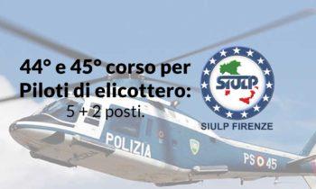 44° e 45° corso formazione basica per piloti di elicottero