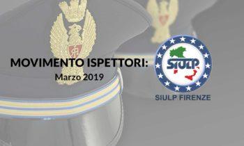Movimento Ispettori – Marzo 2019