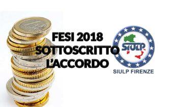 FESI 2018 – Accordo sottoscritto