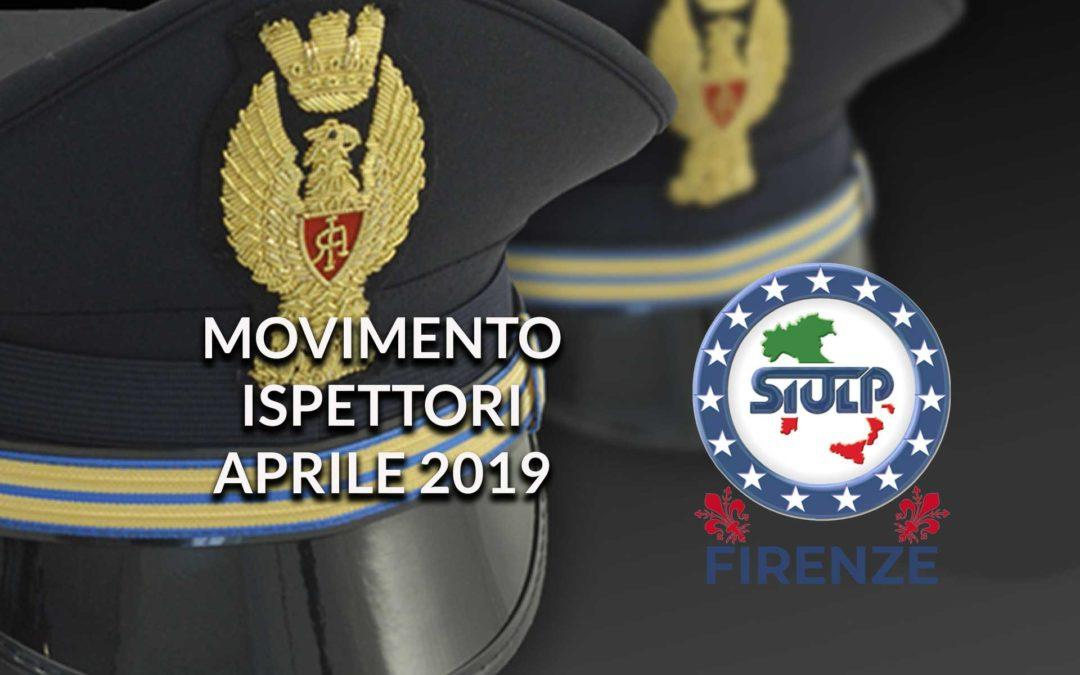 Movimento Ispettori – Aprile 2019