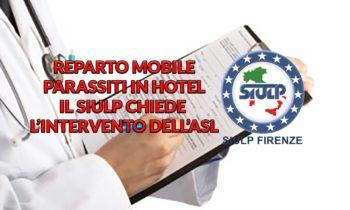 Reparto Mobile: indecorose condizioni igienico sanitarie alloggio presso hotel