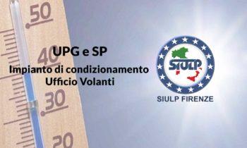 UPG e SP – Impianto di condizionamento locali Ufficio Volanti