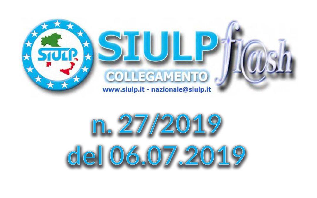 Flash 27/2019 – 06.07.2019