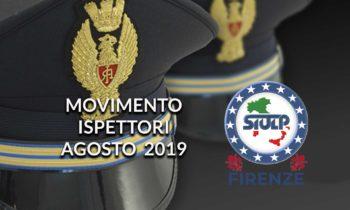 Movimento Ispettori – Agosto 2019
