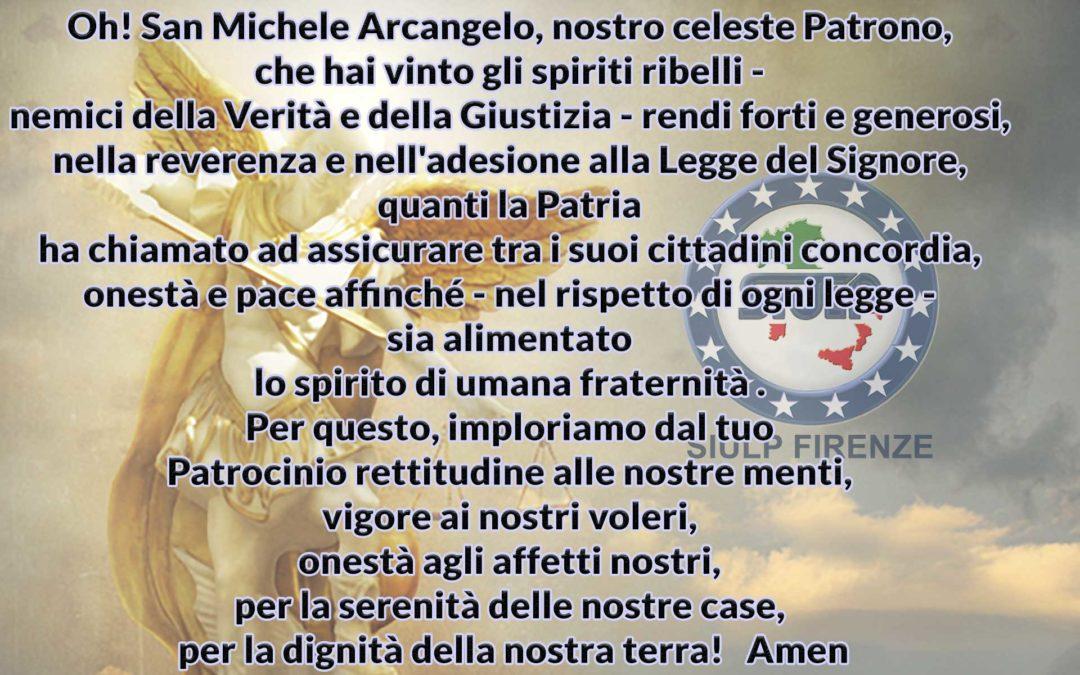 San Michele Arcangelo – Patrono della Polizia di Stato