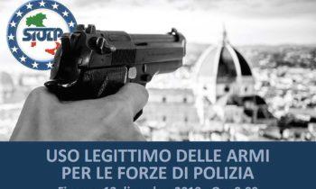 """""""Uso legittimo delle armi per le forze di Polizia"""" – 13 dicembre 2019 (video apertura seminario)"""
