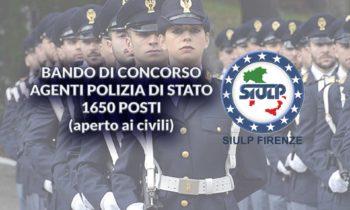 Bando di concorso 1650 allievi agenti Polizia di Stato e guida alla compilazione