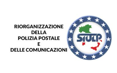 Riorganizzazione della Polizia Postale e delle Comunicazioni