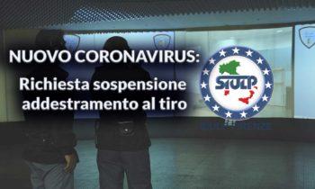 Covid19 – Nuovo Coronavirus: DPI addestramento al tiro