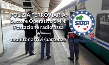 Polizia Ferroviaria: Settore Operativo SMN – problematiche.