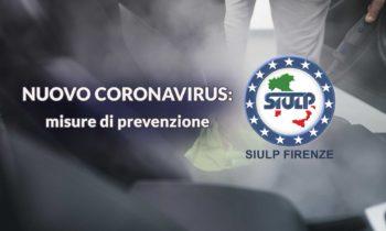 Nuovo Coronavirus: misure di prevenzione.