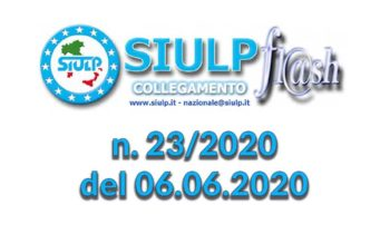 Flash 23/2020 – 06.06.2020