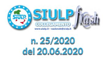 Flash 25/2020 – 20.06.2020