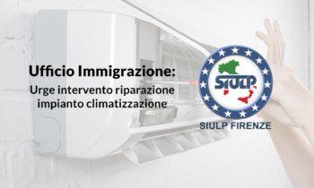 Ufficio Immigrazione: richiesta intervento urgente