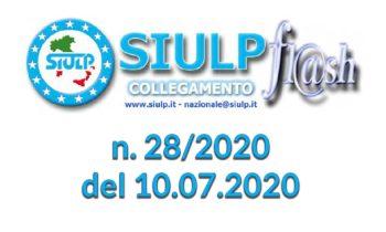 Flash 28/2020 – 10.07.2020