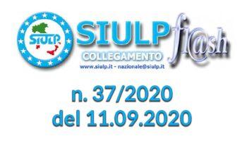 Flash 37/2020 – 11.09.2020