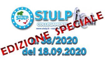 Flash 38/2020 – 18.09.2020 (edizione speciale)