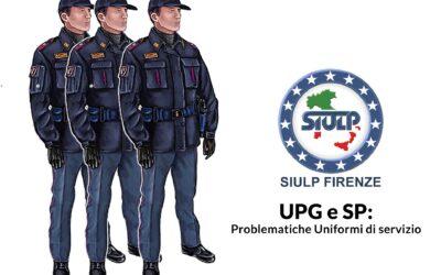 UPGeSP: problematiche vestizione
