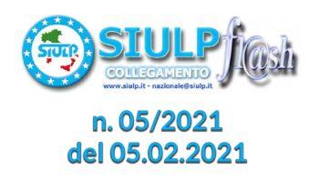 Flash 05/2021 – 05.02.2021